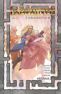 [Jim Henson's Labyrinth: Coronation #9 (Product Image)]