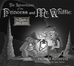 [Adventures Of The Princess & Mr. Whiffle (Hardcover) (Product Image)]