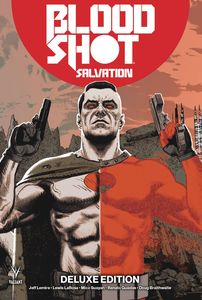 [Bloodshot Salvation (Deluxe Edition Hardcover) (Product Image)]