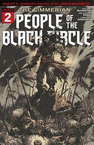 [Cimmerian: People Of Black Circle #2 (Cover B Jae Kwang Park (Mr) (Product Image)]