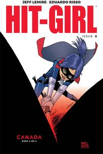 [Hit-Girl #8 (Cover A Risso) (Product Image)]