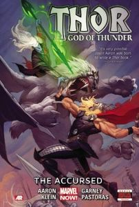 [Thor: God Of Thunder: Volume 3: Accursed (Premium Edition Hardcover) (Product Image)]