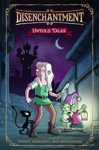 [Disenchantment: Untold Tales (Hardcover) (Product Image)]