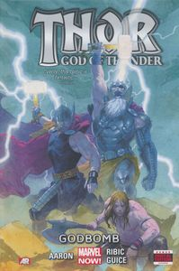 [Thor: God Of Thunder: Volume 2: Godbomb (Hardcover) (Product Image)]