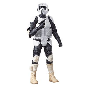 [Star Wars: Return Of The Jedi: Black Series Figure: Scout Trooper (Product Image)]