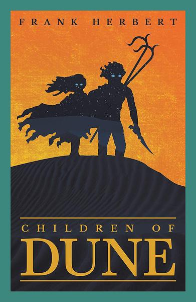[The cover for Children Of Dune: The Third Dune Novel]