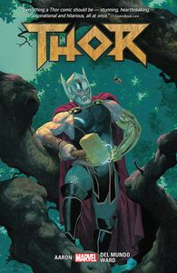 [Thor By Jason Aaron: Volume 4 (Hardcover) (Product Image)]