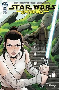 [Star Wars Adventures #26 (Cover A Charm) (Product Image)]
