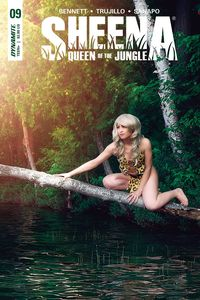 [Sheena #9 (Cover D Cosplay) (Product Image)]