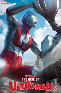 [Rise Of Ultraman #2 (Artgerm Variant) (Product Image)]