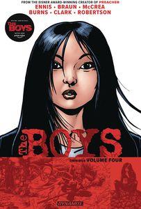 [The Boys Omnibus: Volume 4 (Product Image)]