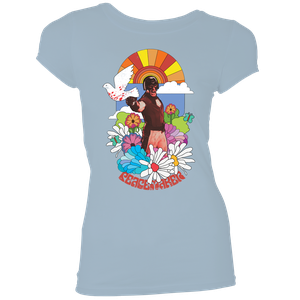 [The Suicide Squad: Women's Fit T-Shirt: Peacemaker (Product Image)]