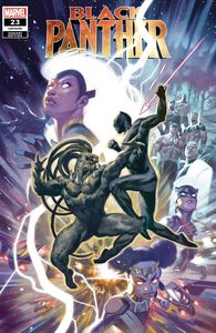 [Black Panther #23 (Tedesco Variant) (Product Image)]