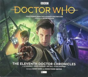 [Doctor Who: The Eleventh Doctor Chronicles: Volume 1 (Product Image)]