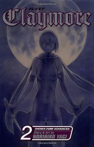 [Claymore: Volume 2 (Product Image)]