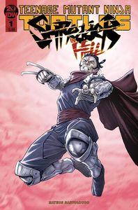 [Teenage Mutant Ninja Turtles: Shredder In Hell #1 (2nd Printing) (Product Image)]