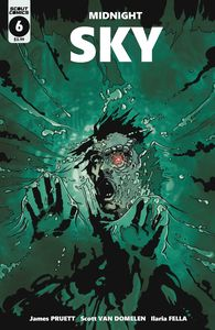 [Midnight Sky #6 (Cover B Van Domelen Body Snatchers Homage) (Product Image)]