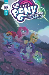 [My Little Pony: Friendship Is Magic #94 (Muffy Levy Variant) (Product Image)]