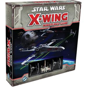 [Star Wars: X-Wing Miniatures Game (Product Image)]