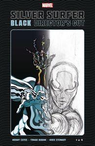[Silver Surfer: Black: Directors Cut #1 (Product Image)]