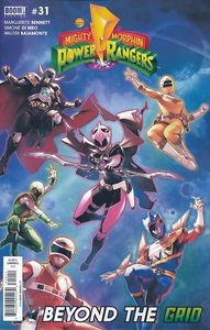 [Mighty Morphin Power Rangers #31 (Product Image)]
