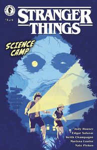 [Stranger Things: Science Camp #3 (Cover B Allen) (Product Image)]