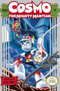 [Cosmo: The Mighty Martian #4 (Cover A Yardley) (Product Image)]