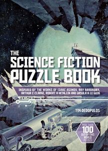 [The Science Fiction Puzzle Book (Product Image)]