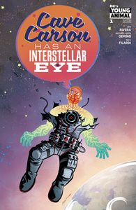 [Cave Carson Has An Interstellar Eye #1 (Product Image)]