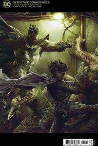[Detective Comics #1037 (Lee Bermejo Cardstock Variant) (Product Image)]