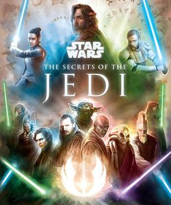 [Star Wars: The Secrets Of The Jedi (Hardcover) (Product Image)]