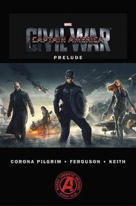 [Marvel's Captain America: Civil War: Prelude #3 (Product Image)]