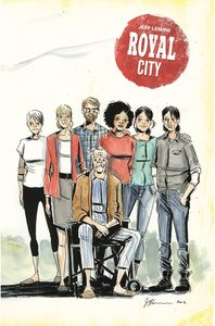 [Royal City #14 (Cover A Lemire) (Product Image)]