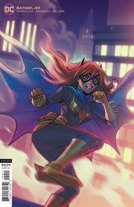 [Batgirl #49 (Mirka Andolfo Variant Edition Joker War) (Product Image)]