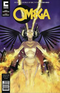 [The cover for Omega #1 (Cover A Martin Geraghty)]
