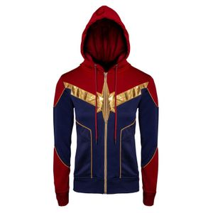 [Captain Marvel: Hoodie: Crest (Product Image)]