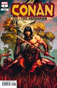 [Conan The Barbarian #1 (Saiz Variant) (Product Image)]