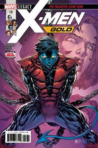 [X-Men: Gold #18 (Legacy) (Product Image)]