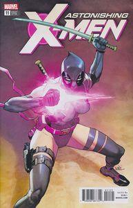 [Astonishing X-Men #11 (Yu Deadpool Variant) (Legacy) (Product Image)]