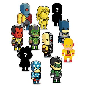 [Scribblenauts Unmasked: Series 3 Mini Figures (Product Image)]