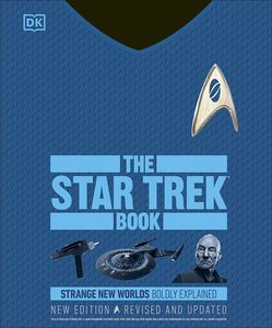 [The Star Trek Book (New Edition Hardcover) (Product Image)]