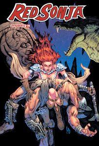 [Red Sonja #20 (Lau Homage Variant) (Product Image)]