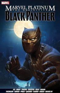 [Marvel Platinum: The Definitive Black Panther (Product Image)]