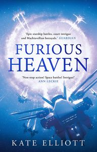 [The Sun Chronicles: Book 2: Furious Heaven (Signed Hardcover) (Product Image)]