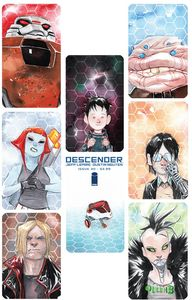 [Descender #30 (Cover B Lil Robot Variant Nguyen) (Product Image)]