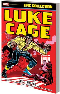 [Luke Cage: Epic Collection: Retribution (Product Image)]