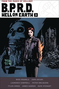 [B.P.R.D.: Hell On Earth: Volume 3 (Hardcover) (Product Image)]