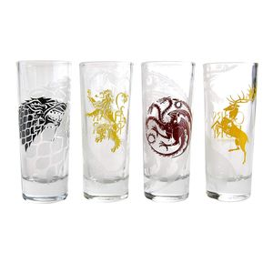[Game Of Thrones: Shot Glasses: All Houses (Set Of 4) (Product Image)]