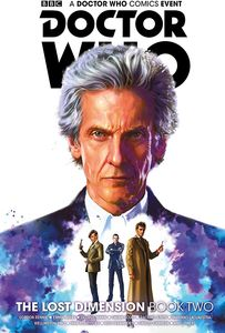 [Doctor Who: The Lost Dimension: Volume 2 (Hardcover) (Product Image)]