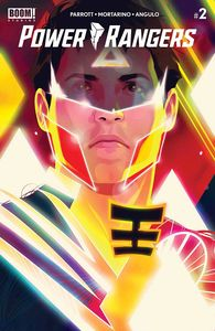 [Power Rangers #2 (Montes Variant) (Product Image)]